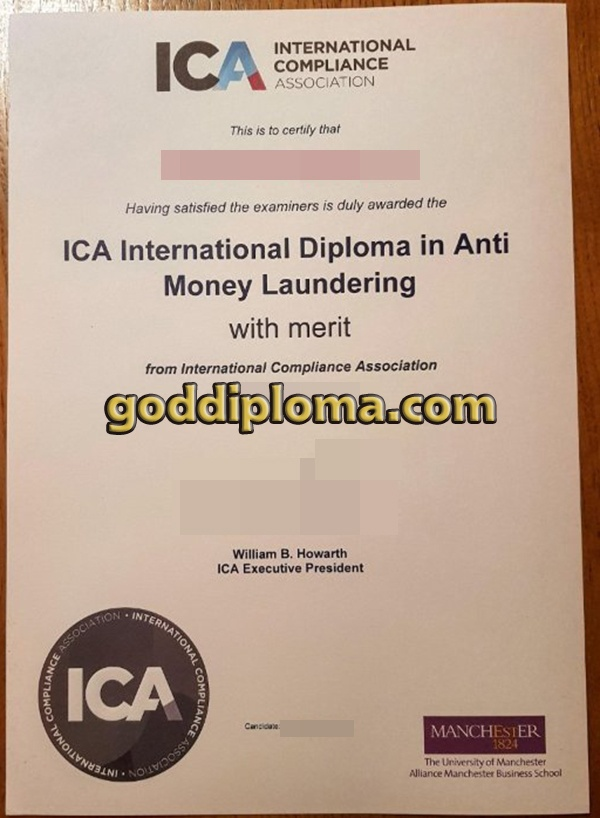 ICA fake degree ICA fake degree What Everyone Needs to Know About ICA fake degree International Compliance Association
