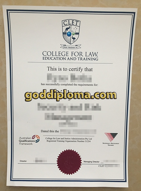 CLET fake diploma CLET fake diploma Who Else Wants To Learn How To CLET fake diploma? CLET