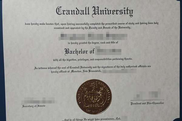 Crandall University fake diploma The Best Way To Crandall University fake diploma Crandall University 600x400